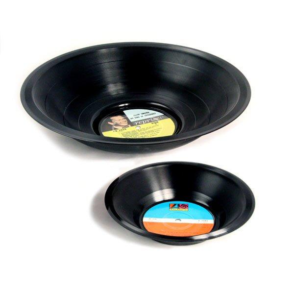 Vinyl-Record-Bowl